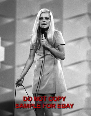 France Gall - Exclusive Unpublished PHOTO Ref 024