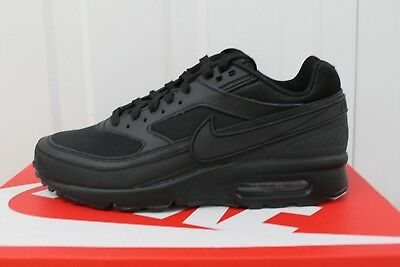 half off f2f86 92c91 discount code for womens nike air max bw classic se triple black 883819 002  bnib 36