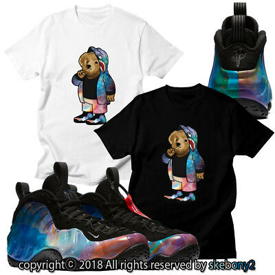 d3e1595dd4d68 NEW AIR FOAMPOSITE Big Bang MATCHING CUSTOM T SHIRT FOAM 1-9-1 ...