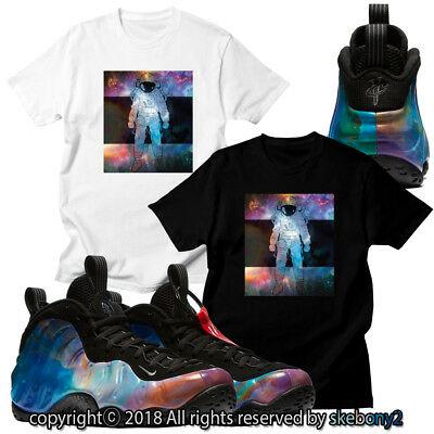 f7e915bd465 NEW AIR FOAMPOSITE Big Bang MATCHING CUSTOM T SHIRT FOAM 1-9-13 ...
