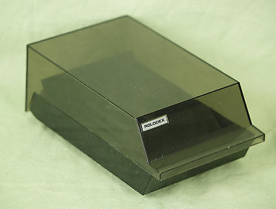 Rolodex Model VIP 24C Business Address Telephone Card File Case Clam Shell Only