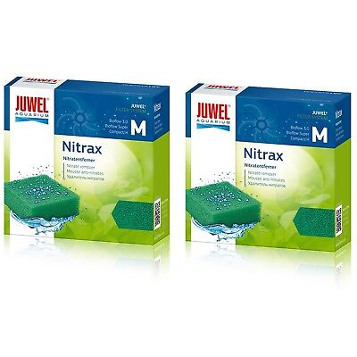 Juwel Compact Nitrax Sponge Filter Media (Bioflow 3.0) *Genuine* (2 pack) BUN...