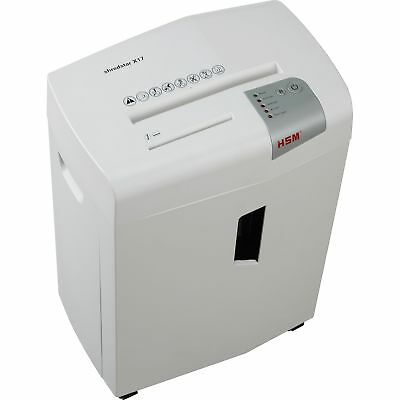 SKILCRAFT Shredder Cross-cut P4 Security TAA Compliant WE 6622531