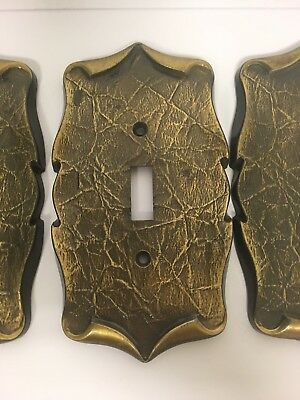 Vintage Amerock Light Switch Plate Covers