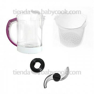 Babycook Duo and Solo Jug Gipsy + Basket + Blade and Screw