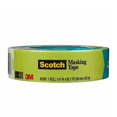 Scotchblue 20601A Masking Tape for Hard-to-Stick Surfaces - Green