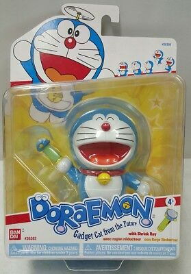 """Doraemon Gadget Cat From The Future With Shrink Ray4"""" PVC Figure Bandai #36302"""
