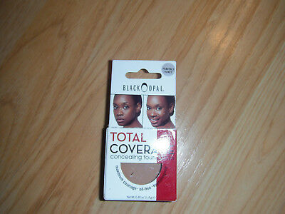 Black Opal Total Coverage Concealing Foundation, Heavenly Honey  FS