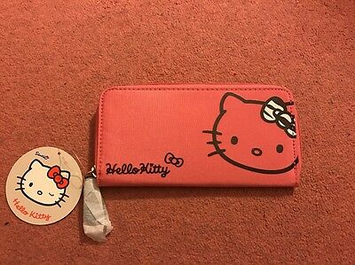 BNWT Hello Kitty Pink Wallet