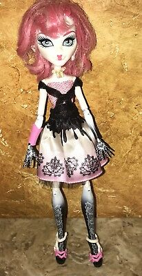 Monster High 1st Wave Sweet 1600 CA Cupid Doll No Wings