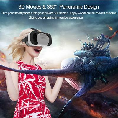 VR SHINECON Virtual Reality 3D VR Glasses Headset For Android iOS Windows A9Y3