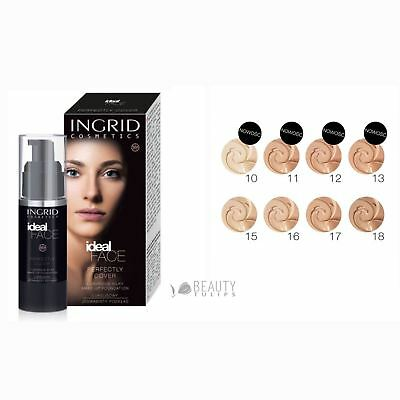 Verona Ingrid Ideal Face Long Lasting UV Filter Make-up Foundation 35ml