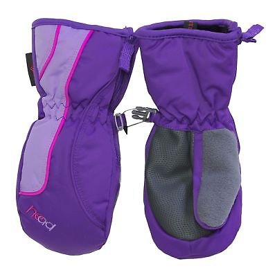 HEAD Ski Mittens - Child Size Purple / Pink Small (Ages 4-6