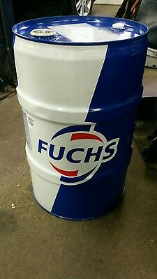 16 Gallon Oil Drum No Rust Great Advertisement Or Man Cave Item