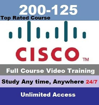 CCNA Routing and Switching Chris Bryant Video Course 200-125