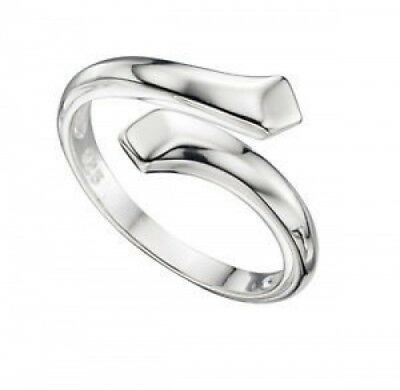 ADJUSTABLE LADIES THUMB RING .  small medium or large sterling silver