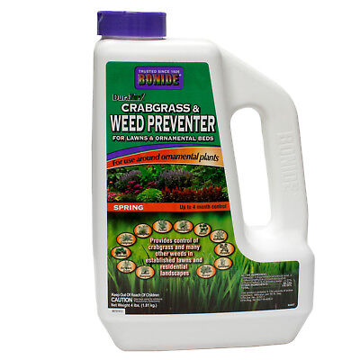 Crabgrass & Weed Preventer 4 Lbs Pre-emergent Herbicide Dimension ( dithiopyr )