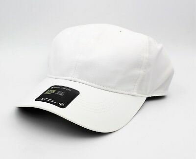 NEW Nike White Legacy 91 Tech Golf Hat - Adjustable Fit