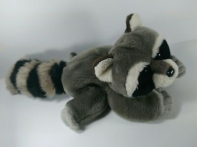 Wildlife Artists Exclusive Bass Pro Shops Plush Stuffed Animal Raccoon Soft toy