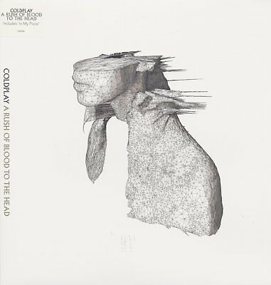 Coldplay A Rush Of Blood To The Head Vinyl Album