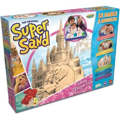 Goliath 83253 Super Sand Disney Castle Princess