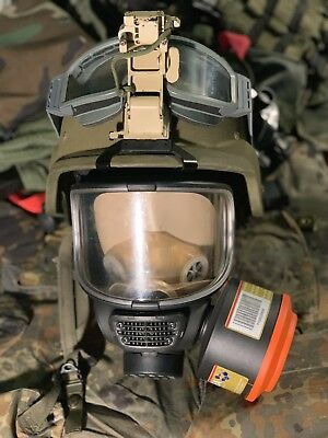 Police Riot SEA SMF full face gas mask