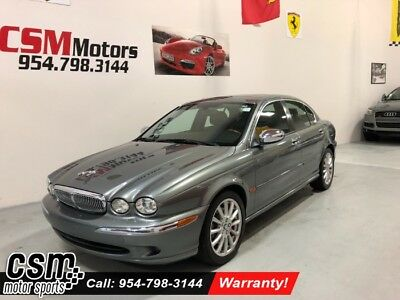 2005 Jaguar X-Type 3.0L edan 4 Dr. AWD Automatic