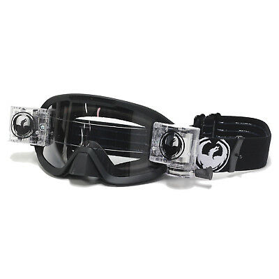 Dragon Mx Goggles Mdx2 Coal Rrs Clear Roll-Off Goggle