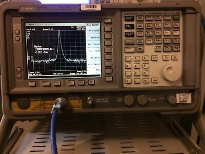 Agilent HP Spectrum Analyzer E4403B 9KHz-3GHz ESA-L Series KEYSIGHT HF VHF UHF