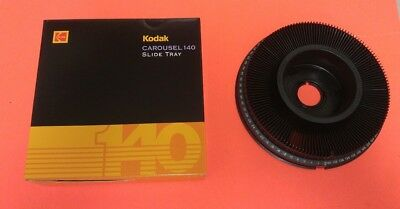 🎉 Kodak Carousel 140 Holds up to 140 2X2 slides MINT CONDITION free shipping