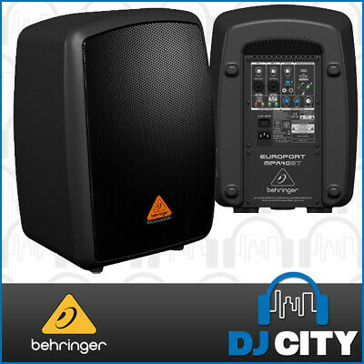 Behringer MPA40BT Europort Portable Speaker with Bluetooth 40W