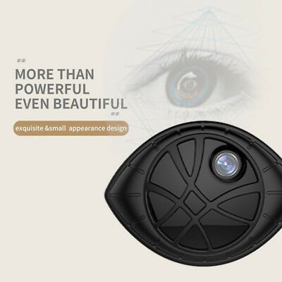 AI-338B Fashion Sport Camera Black 720P WiFi Mini EYE-CAMERA Portable Magnetic S