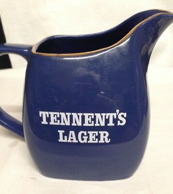Tennent's Lager  jug.made by Wade England.