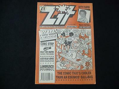 British Zit adjult comic issue 30 (like Viz) (LOT#1791)