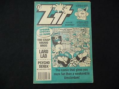 British Zit adjult comic issue 19 (like Viz) (LOT#1790)