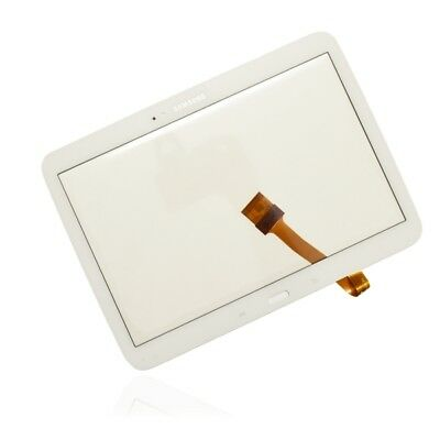 "Samsung Galaxy Tab3 10.1"" GT- P5200 P5210 Display Front Glas Digitizer weiss"