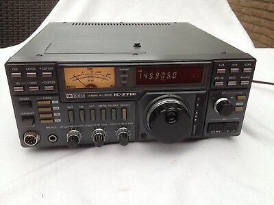 ICOM  IC-271E 144MHz All Mode Transceiver