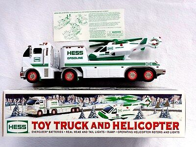 2006 Hess Toy Truck and Helicopter  *NEW in Original Box*