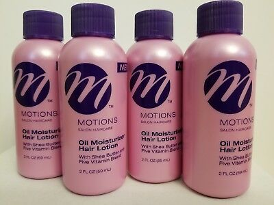 Motions Oil Moisturizer Hair Lotion W Shea Er And 5 Vitamin 2 Fl Oz 4