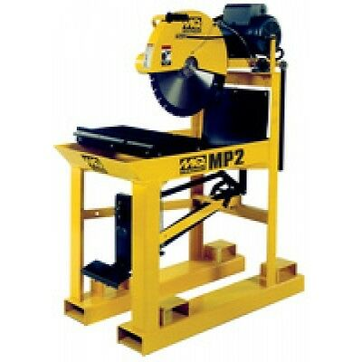 "New Multiquip 14"" MP275E3 Electric Masonary Table Saw"