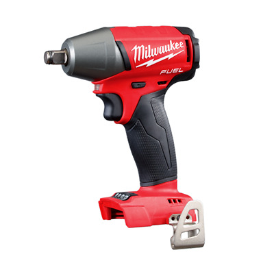 "Milwaukee M18FIWF12-0 18V 1/2"" 300Nm Impact Wrench with Friction Ring (Body Only"