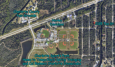 Comm Lot in SW Florida Blocks Away from Tampa Spring Training PORT CHARLOTTE