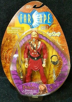 Farscape Toyvault series 1 sealed D'Argo figure
