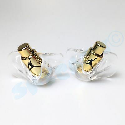 1 Pair New Jordan 5 Glossy Gold with Black Jumpman Replacement lace lock Tokyo