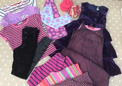 Girls Age 7 Bundle 11 Items Mini Boden Gap John Lewis