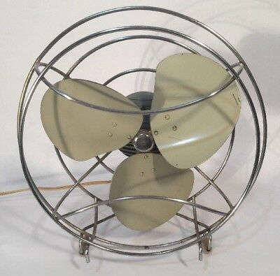 Vintage Westinghouse Electric Fan Cat 10 PWV Style Y-28115
