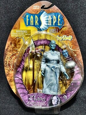 Farscape Toyvault series 1 sealed Zhaan figure