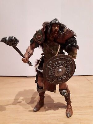 McFarlane Dark Ages Spawn Viking Age series22 Figur Bluetooth