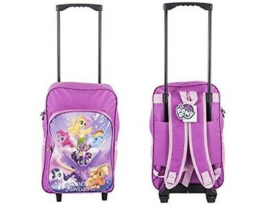 (My Little Pony) - New Children's Character Deluxe Wheeled Trolley