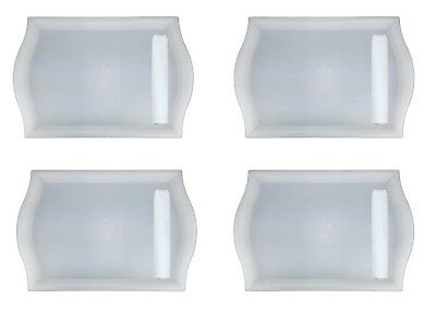IKEA SMULA Tray- [FAMILY PACK of 4] TV Tray, Lap Tray, Patio, Breakfast in Bed